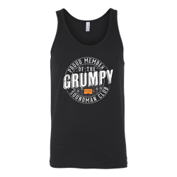 Proud Member of the Grumpy Soundman Club Tank Top