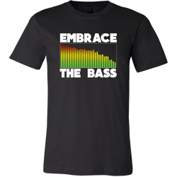 Embrace The Bass Short Sleeve T-Shirt