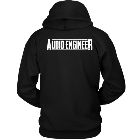 Audio Engineer Crew Hoodie