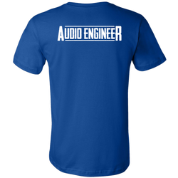 Audio Engineer Crew Short Sleeve T-Shirt