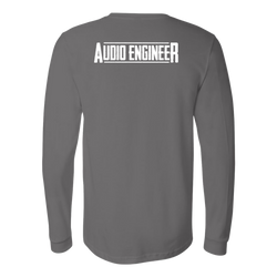 Audio Engineer Crew Long Sleeve Shirt