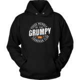 Proud Member of the Grumpy Soundman Club Hoodie