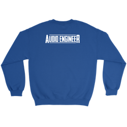 Audio Engineer Crew Sweatshirt