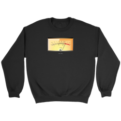 VU Meter Audio Sweatshirt