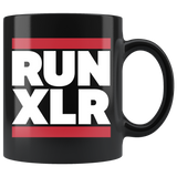 RUN XLR Coffee Mug
