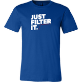 Just Filter It Short Sleeve Shirt