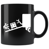 Load In Guys - Runaway Case Coffee Mug