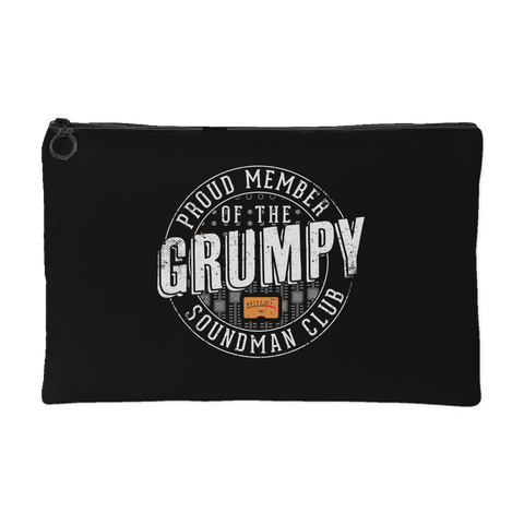 Proud Member of the Grumpy Soundman Club Gear Bag