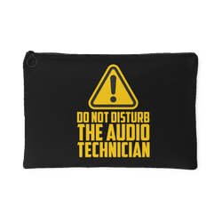 Do Not Disturb The Audio Technician Gear Bag