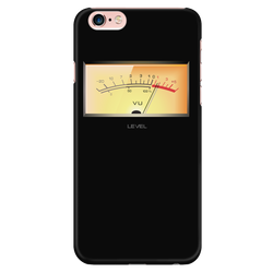 VU Meter Audio iPhone Phone Case