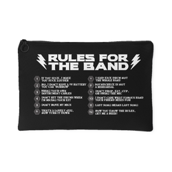 Rules for the Band Gear Bag