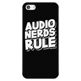 Audio Nerds Rule iPhone Android Cell Phone Case