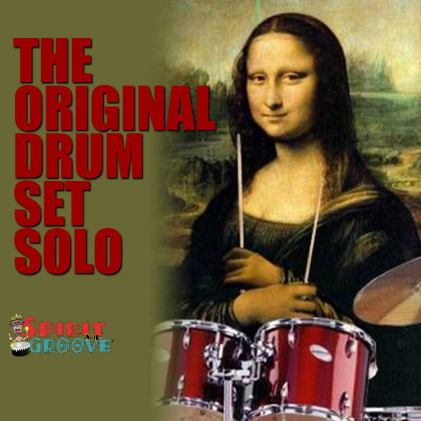 The First Drum Set Meme by Spirit and Groove