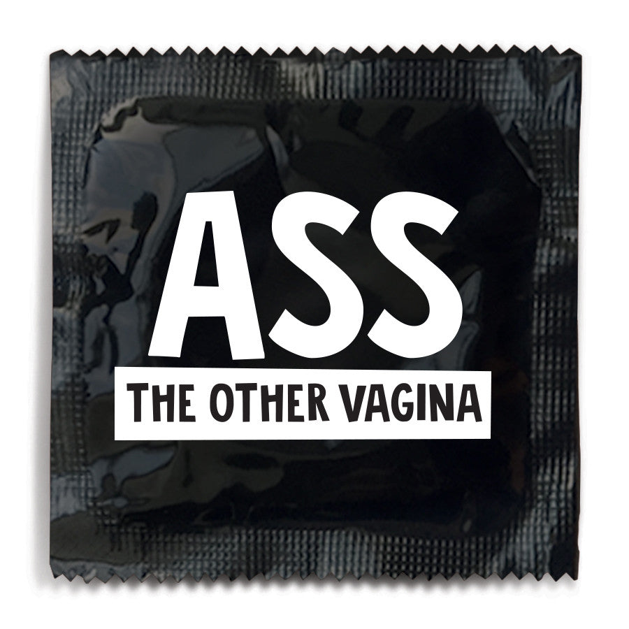 Ass The Other Vagina Condom