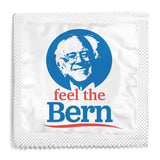 Feel The Bern Condom - 10 Condoms