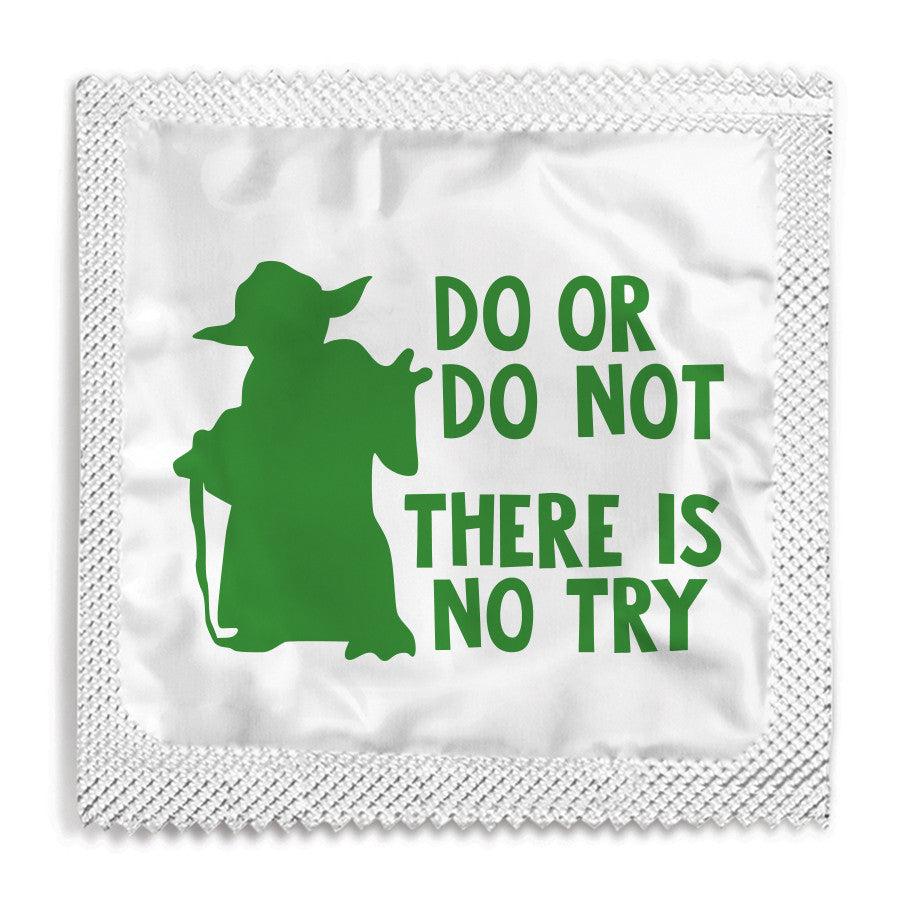 Do Or Do Not Condom - 10 Condoms