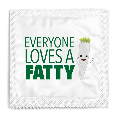 Everyone Loves A Fatty Condom