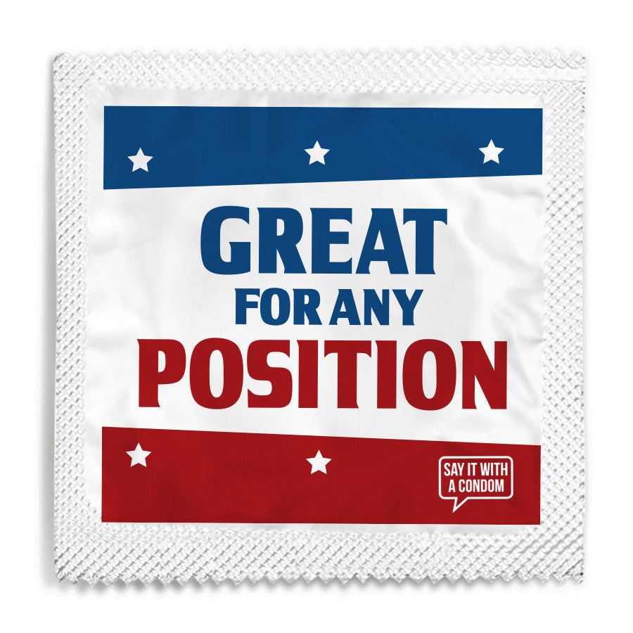Great For Any Position Condom - 10 Condoms
