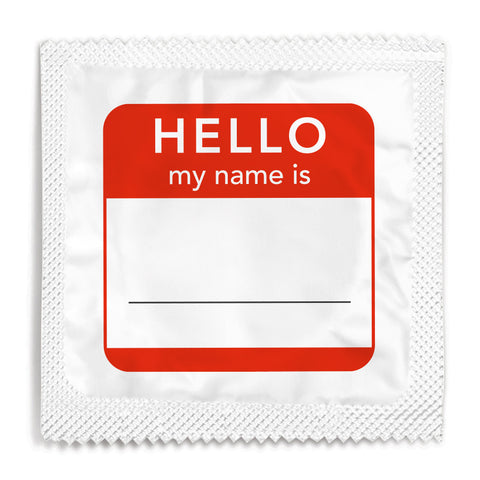 Hello My Name Is Condom