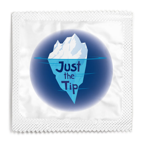 Just The Tip Condom - 10 Condoms