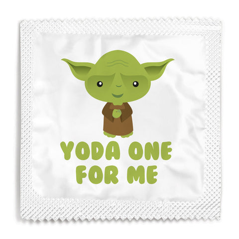 Yoda One For Me Condom - 10 Condoms