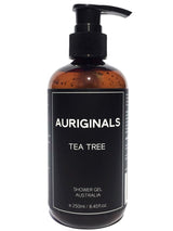 Natural Tea Tree Shower Gel