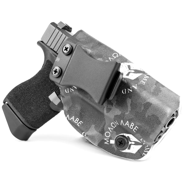 IWB - Kydex - Molon Digital Black Camo