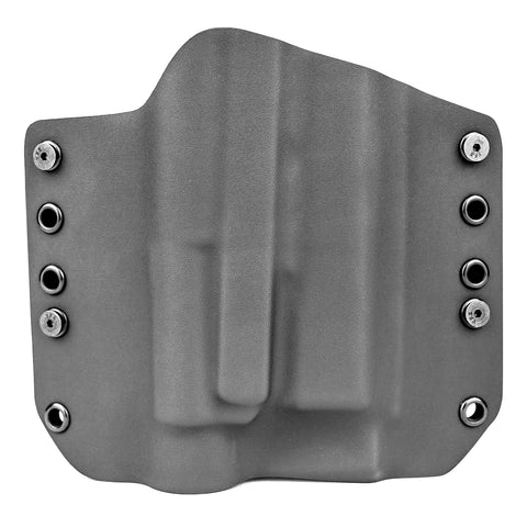 OWB Light Bearing Holster - Matte Black