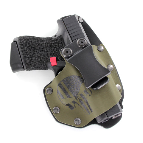 IWB - Hybrid - Punisher OD Green