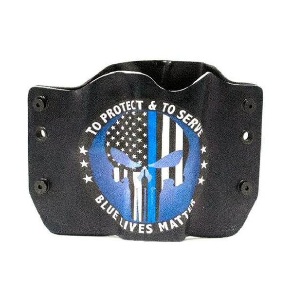 OWB - Blue Lives Matter Punisher