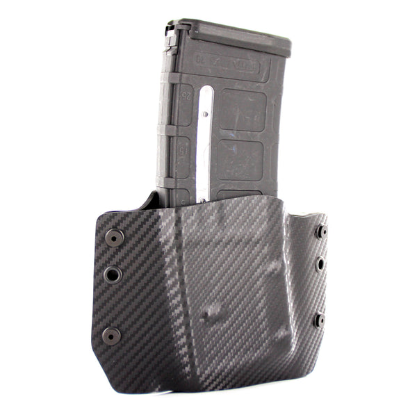 OWB - Single Magazine Holster for AR-15 and  Magpul PMAG