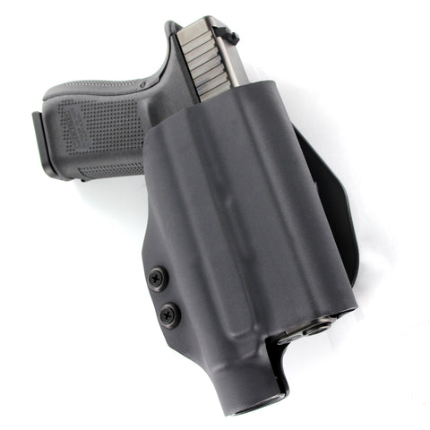 OWB - Kydex - Light Bearing Paddle Holster