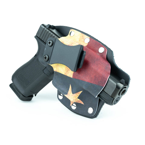 IWB - Hybrid - Texas Flag