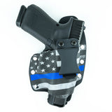 IWB - Hybrid - USA Thin Blue Line