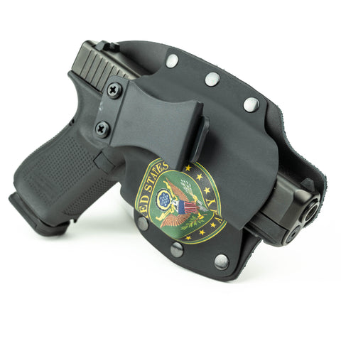 IWB - Hybrid - Army Black