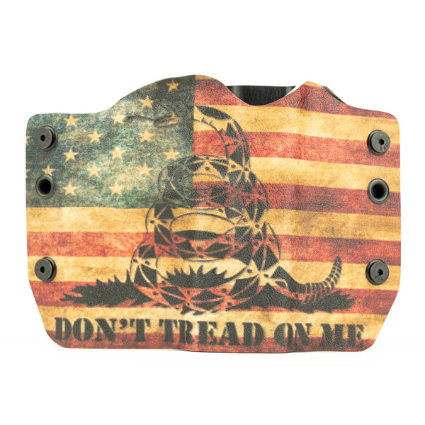 OWB - Don't Tread Snake Flag