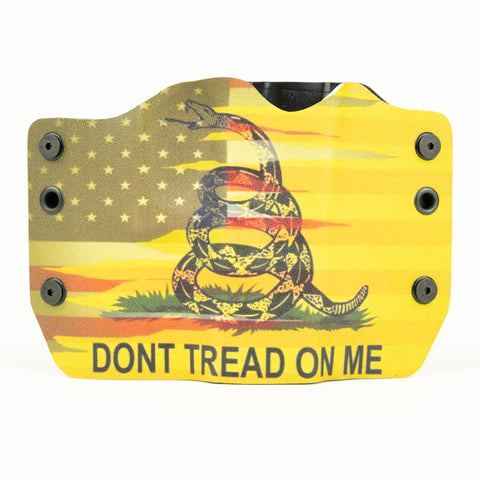 OWB - Don't Tread USA Yellow