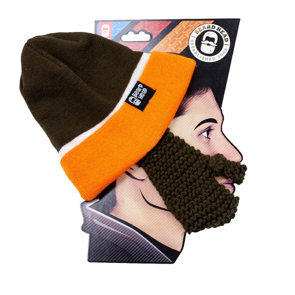 Tailgate Stubble (brown/orange)