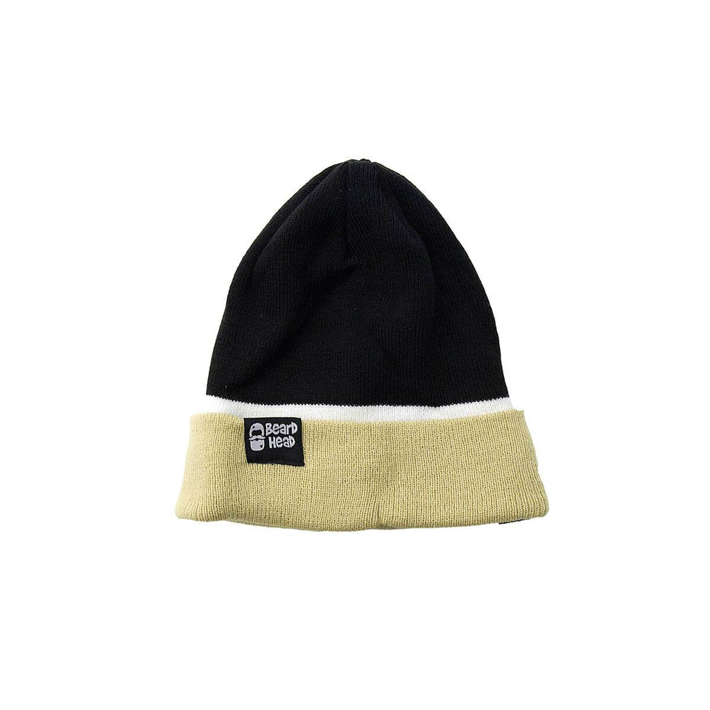 Tailgate Stubble (black/gold)
