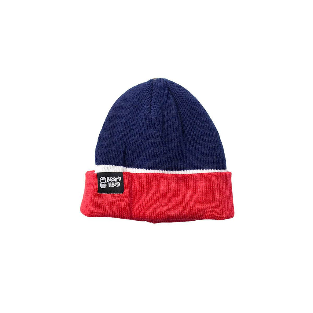 Tailgate Stubble (navy/red)