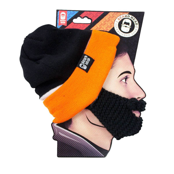 Tailgate Stubble (black/orange)