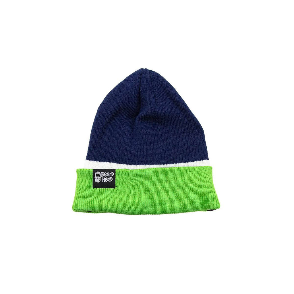 Tailgate Stubble (navy/light-green/grey)