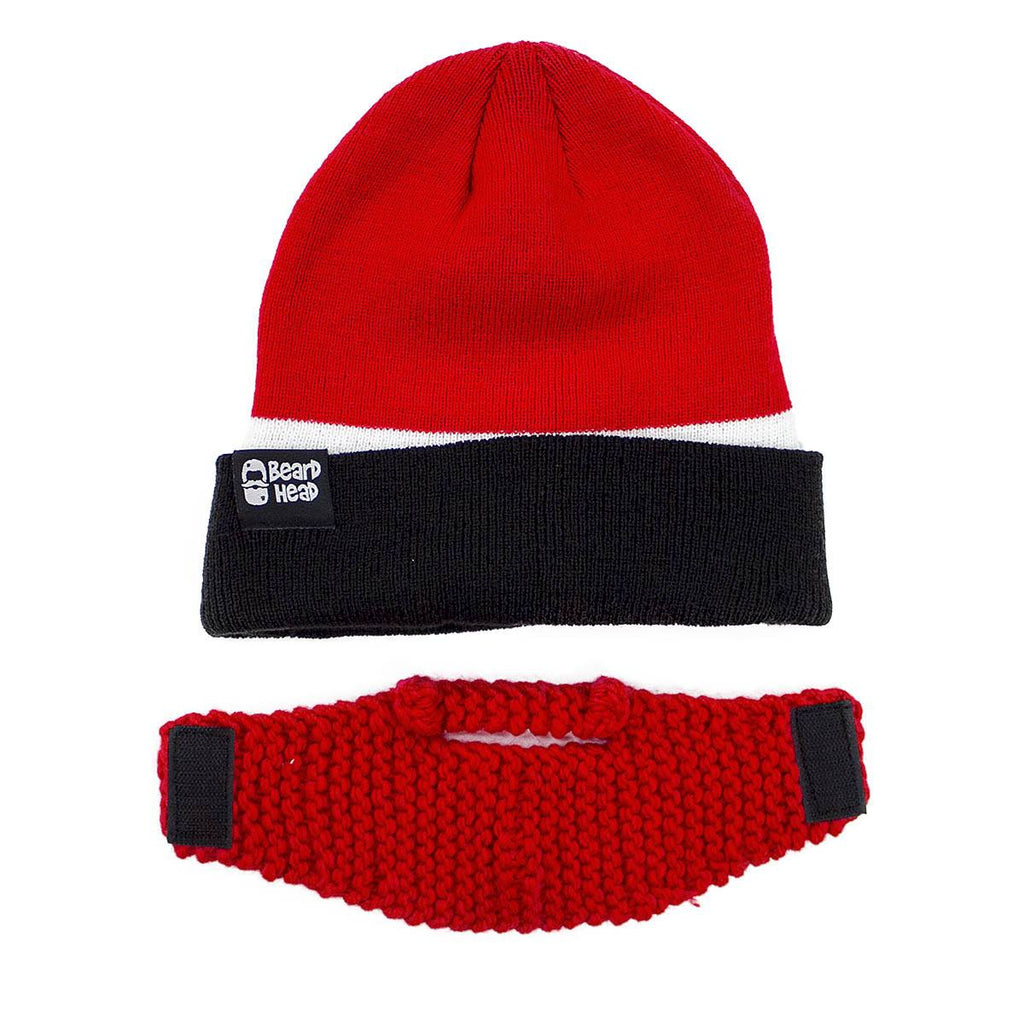 Tailgate Stubble (red/black)