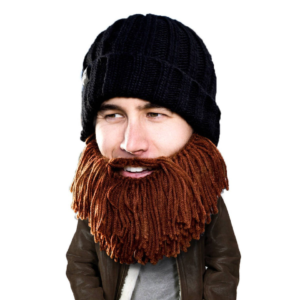 The barbarians beard head beard hat beanie funny vagabond knit beard head bankloansurffo Images