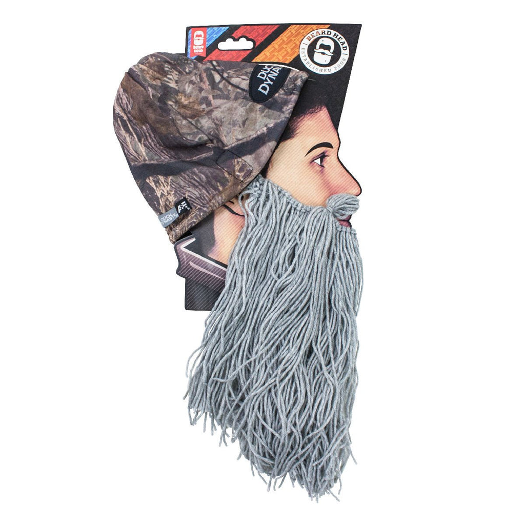 Duck Dynasty beard hat beanie