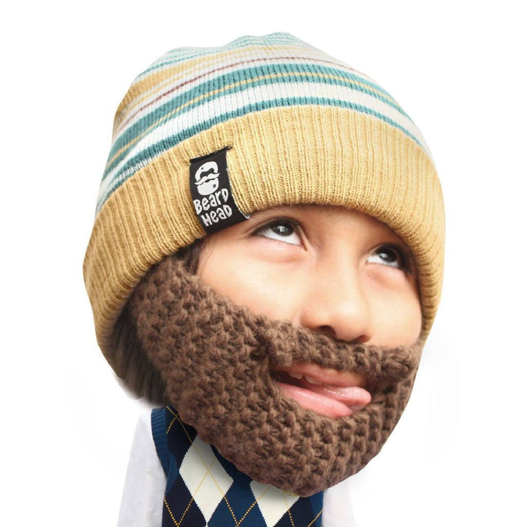 Kids Beard Hat Beanie - Baby Roro Beard Head – Beard Head® 43607ba97bb