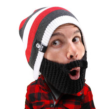 Beard Head - funny knit beard hat beanie 784c4d018570