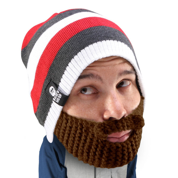 2cfa660f Beard Hat Beanie - Stubble Cruiser Beard Head – Beard Head®