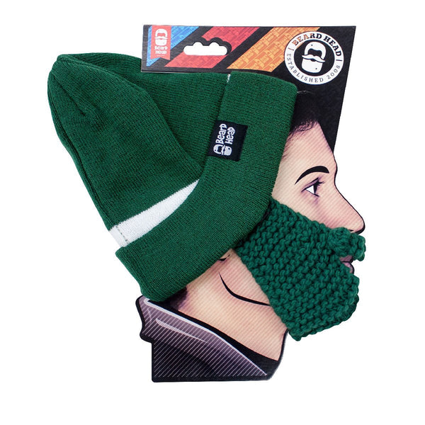 Beard Head - tailgate knit beard hat beanie