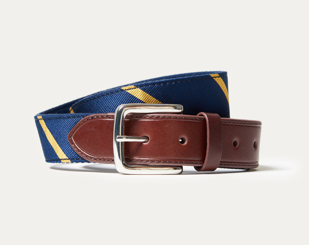 Gatwick Silk Belt